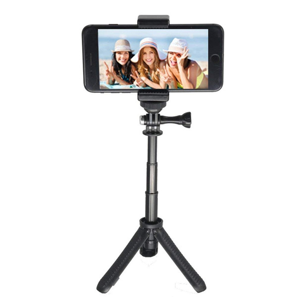 Mini Pole Selfie Stick Tripod Handheld Monopod for GeekPro/ HD Hero 7 6 5 4 3+ 3 2 1, , Samsung Galaxy,A