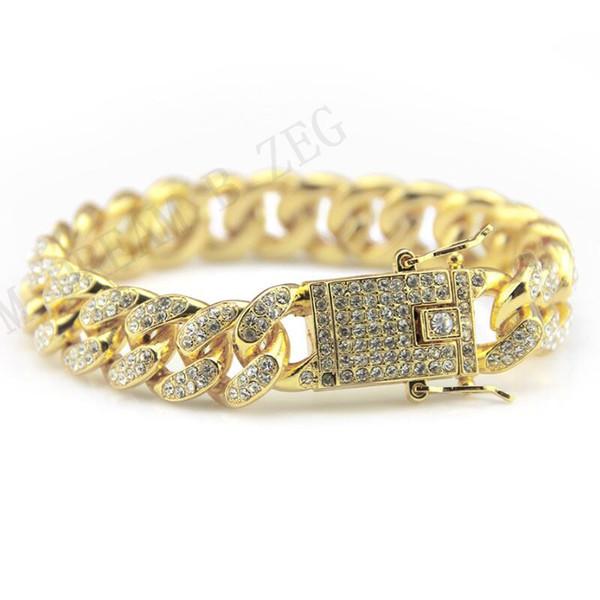gold bracelet 8inch(20cm)