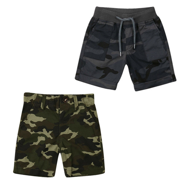 top popular 1-6Years Newborn Kid Baby Boys Casual Pants Shorts Bottoms Trousers Sportswear Clothes 2021