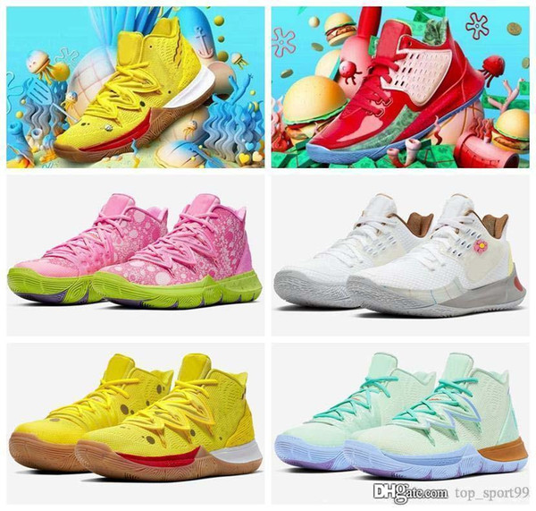 kyrie irving chaussure 5 friends outlet