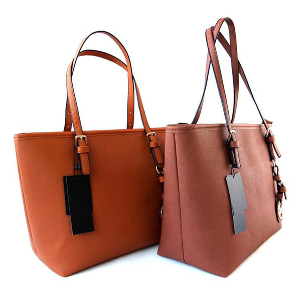 5ae9929bbd50 handbag michael Promo Codes - New Designer fashion women bags luxury bags  jet set travel MICHAEL