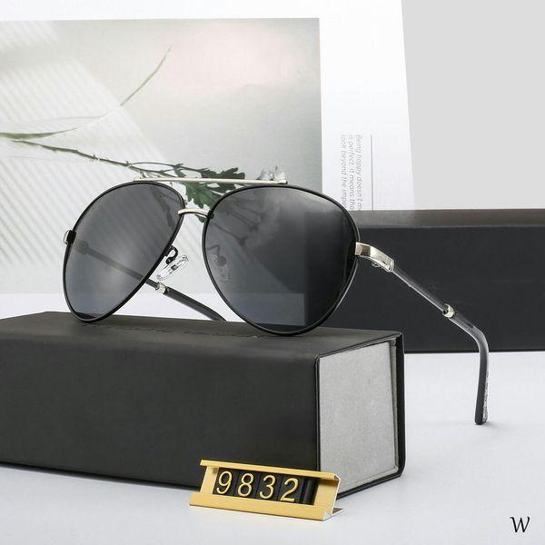 Бесплатный корабль доказательства солнцезащитные очки ретро старинные мужчины солнцезащитные очки дизайнер солнцезащитные очки блестящая золотая рамка женщины солнцезащитные очки высокое качество 9832