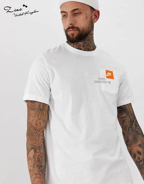Designer Mens T-shirt Männer Einfarbig Lose Tops Männer Sommer Kurzarm Rundhalsausschnitt Drucken Tees Männer Mode Luxus Kleidung