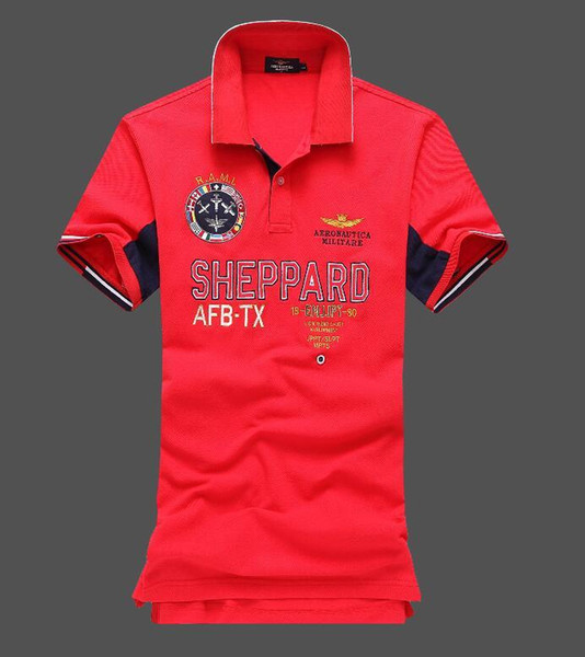 In 2019, fashion brand men's and women's short sleeve t-shirts, lapel POlo t-shirts decent and generous.size M -XXL 213