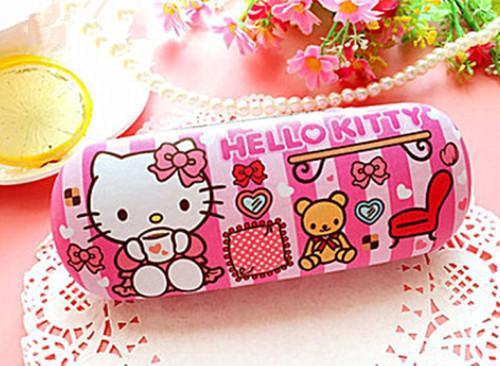 Xingkings New Cute HelloKitty Glasses Eyeglass Case Box KX-G0551