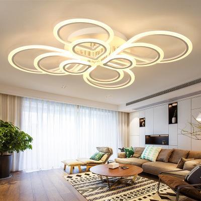 Großhandel Moderne Led Kronleuchter Für Wohnzimmer Schlafzimmer Esszimmer  Acryl Hause Decke Kronleuchter Lampe Leuchten Von Huxiaoan, $60.31 Auf ...