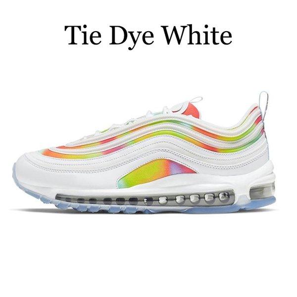 Tie Dye White