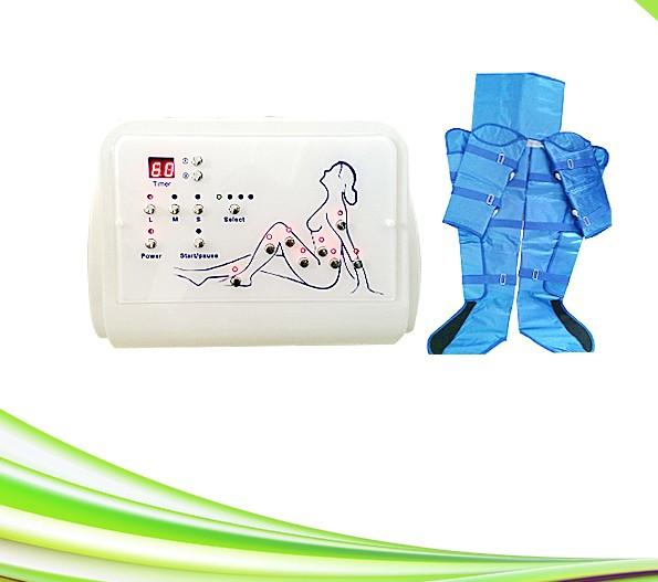 professional spa air pressure leg massager lymph drainage air pressure massage machine