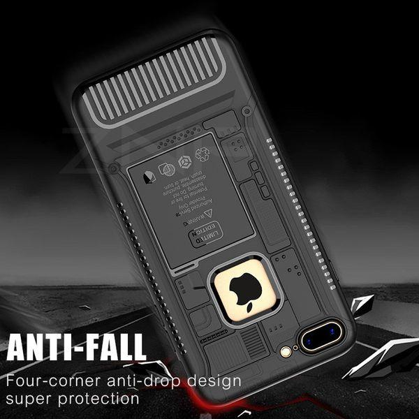 Thin Soft Case iPhone 8 7 Plus 5 5s SE