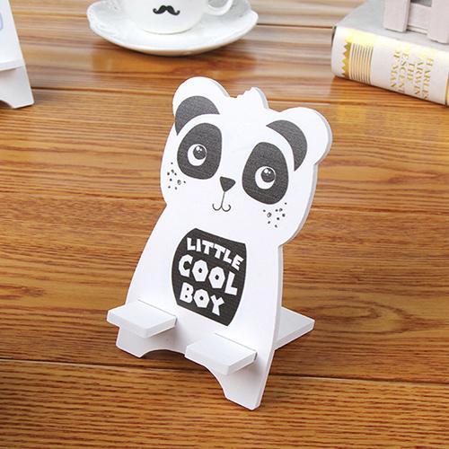 Cute panda patter