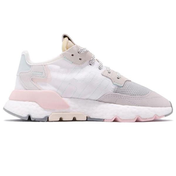 C19 36-39 bianco menta rosa