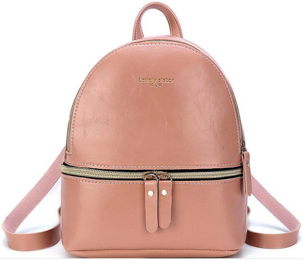 Nuevo estilo de las mujeres de las mujeres mini mochila bolsos bolsos de marca de lujo bolsas de hombro monedero bolso del teléfono celular