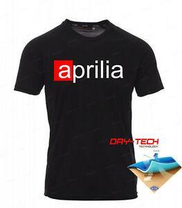 APRILIA factory racing TRASPShort-SleeveTE corse maglietta maglia camiseta rsv4 tuono v4