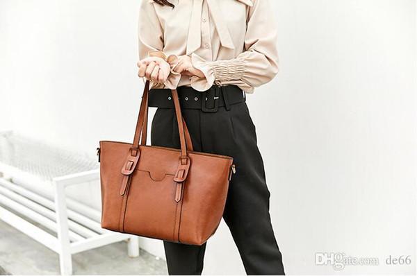 Diseñador de la señora bolsos de moda monedero bolsos de las mujeres de viaje de cuero de la PU bolsos de las señoras del hombro del totalizador femenino al por mayor 2020 nuevo estilo