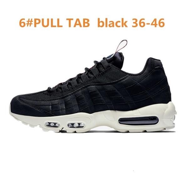 6 PULL TAB black 36-46
