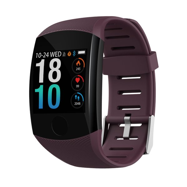 New 1.3-inch color screen Q11 smart watch continuous heart rate blood pressure monitoring multi-sports mode FOR: iphone Samsung Huawei