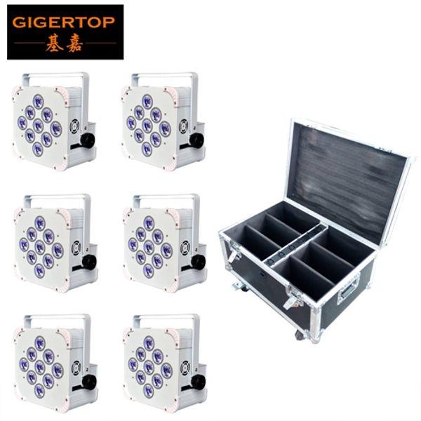carga caja de transporte 6en1
