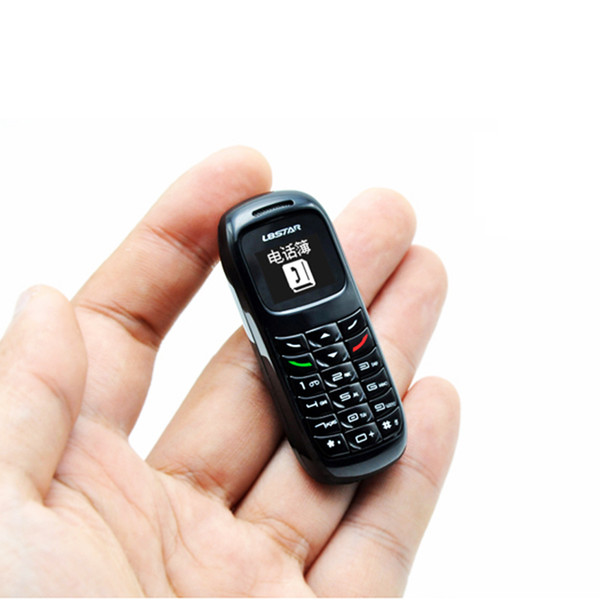 L8STAR BM70 unlocked bluetooth mini mobile phone bluetooth Dialer 0.66 inch with Hands Support band GSM850/900/1800/1900