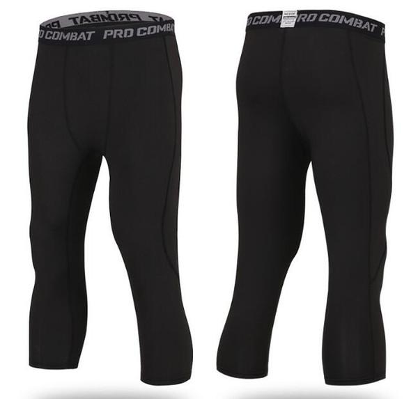 black,Capri pants
