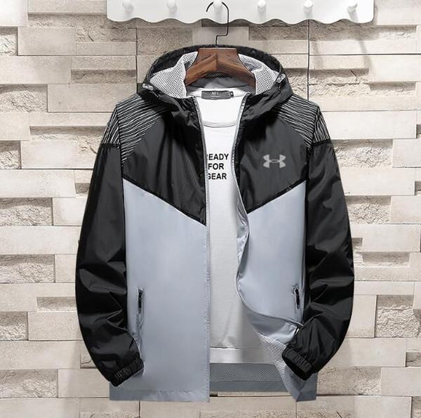 Palto Erkek Hoodies Yetişkin% 100% Pamuk Spor Mont Erkek Ve kadın Saf Renk Hoodies Boyut L-4XL Kışlık Mont Bahar Sonbahar hf61213