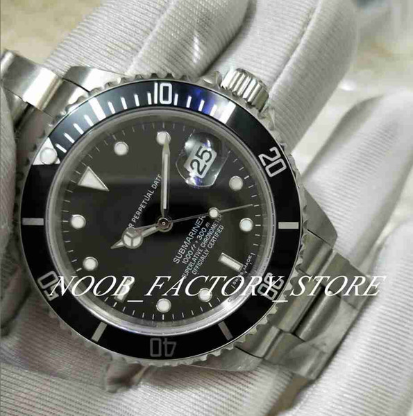 BP Factory Best 2813 MOVEMENT GMT Vintage SS / SS men watch Automatic movement Sapphire Crystal men watch Classic Clasp