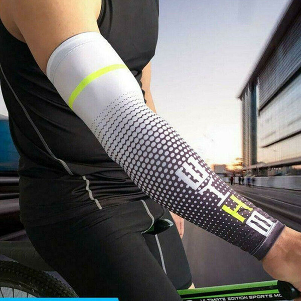 Cooling Arm Sleeves Arm Warmers Cover UV Sun Protection Outdoor Sports Cycling Unisex Outdoor Running Workout Sleeves