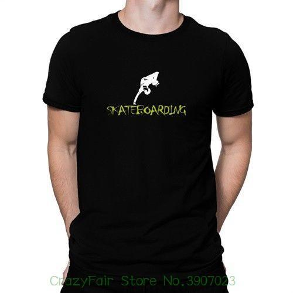 Maglietta del pattino 1 Maglietta Maglietta O-Collo Estate Personalità Moda Uomo T-shirt