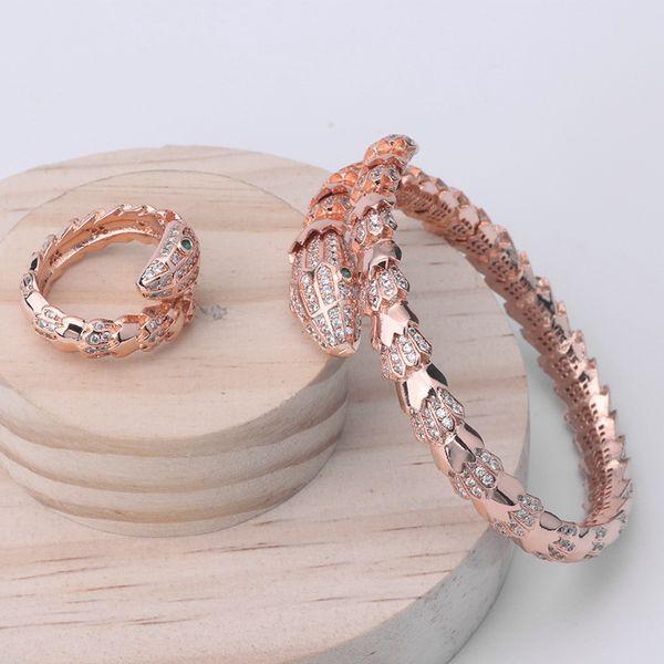 Conjuntos de ouro rosa 1