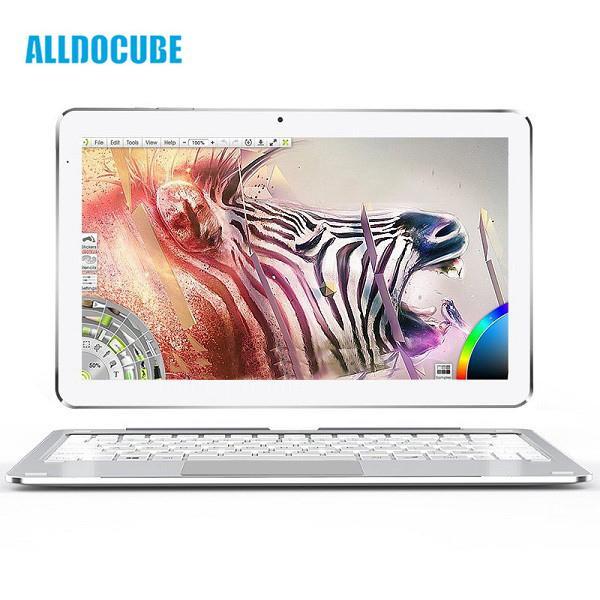 Caixa Original ALLDOCUBE Cube Mix Plus Intel Kaby Lago 7Y30 Dual Core 10.6 Polegada do Windows 10 Tablet PC 128 GB SSD SATA3
