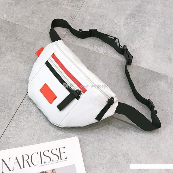 Yepyeni Tasarımcı Crossbody Çanta Erkek Bel Çantaları Yüksek Kalite Erkekler Kadınlar Casual Çanta Açık Omuz Çantaları