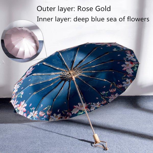 A flor azul Inner