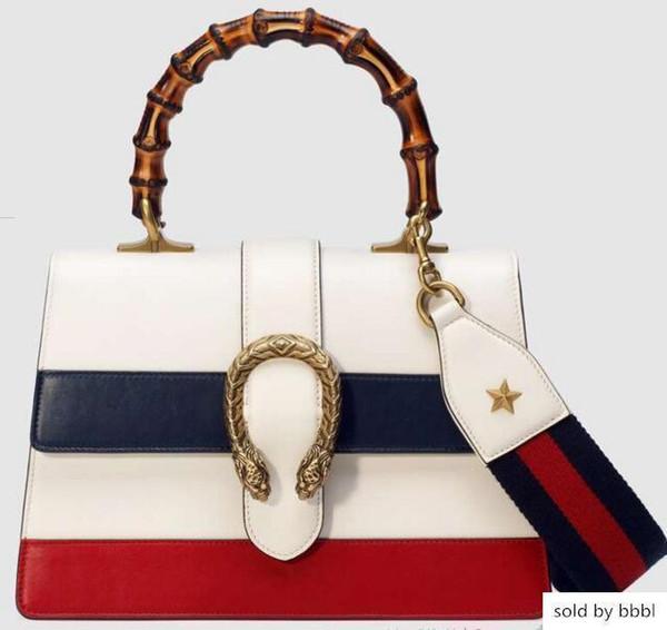 Средний мешок ручки 448075 Женщины моды показывает плечо сумки Totes сумки топ Ручки Cross Body