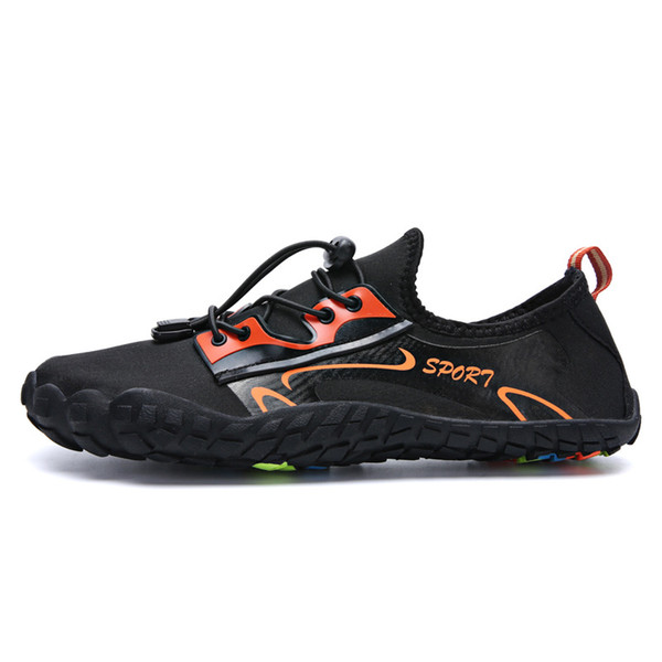 Water Shoes,Men Upstream Shoes Sandal Pu Summer Water Aqua Shoes Outdoor Shoes for Beach