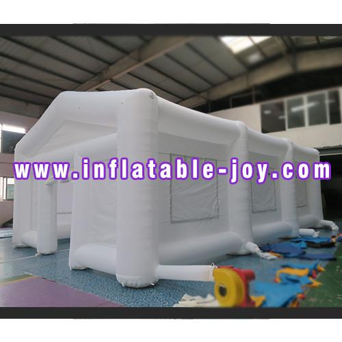 best selling 10x6x4m giant Inflatable Wedding Tent outdoor portable White Inflatable marquee tent inflatable party tent