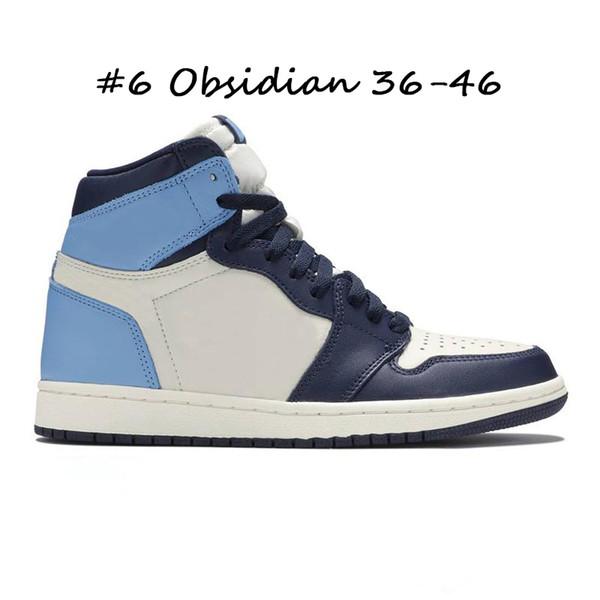 # 6 Obsidian.