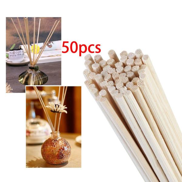 Varas de Reed do Rattan da substituição do difusor do aroma 50pcs