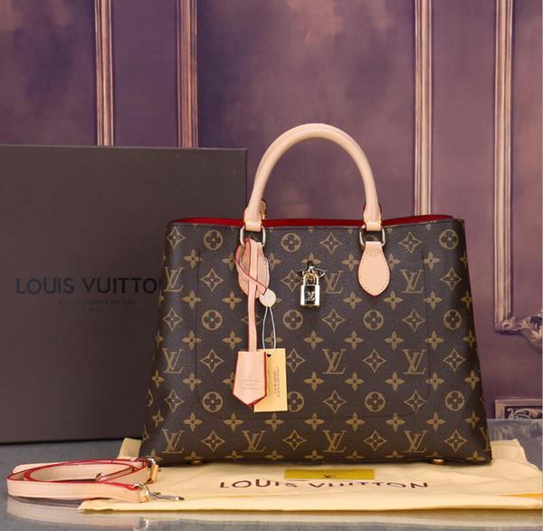 2019 Tasarım kadın Çanta Bayanlar Tote Debriyaj Çanta Yüksek Kalite Klasik Omuz Çantaları Moda Deri El Çantaları Karışık sipariş çanta GG0134