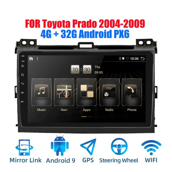 China Android PX6 Quad Core