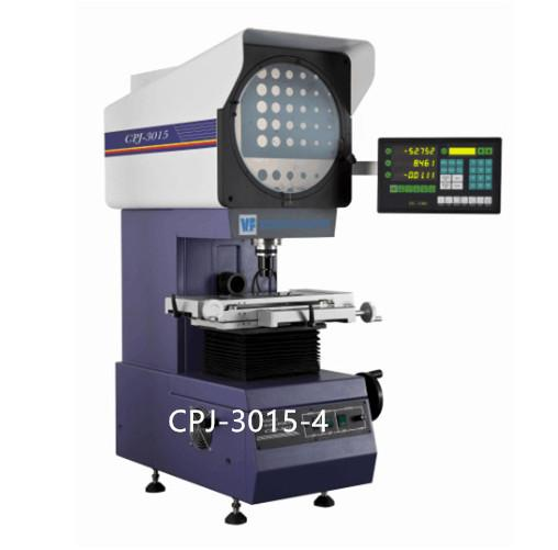 CPJ-3015 Professional Supplier How to Use Profile Projector Machine , Profile Projector Procedure Good Quality FREE SHIPPING