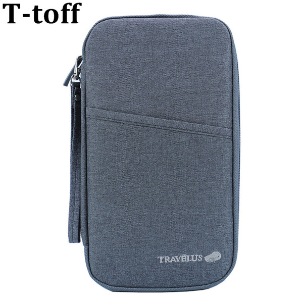 credit bag Brand Travel Journey Document Organizer Wallet Passport ID Holder Ticket Credit Card Bag Case Free Shipping