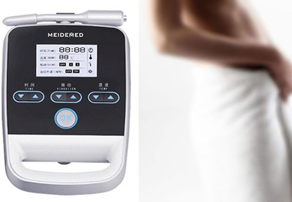 Erectile Dysfunction Shock wave therapy Prostate Gland Massage Machine ED treatment Device for male in 2019