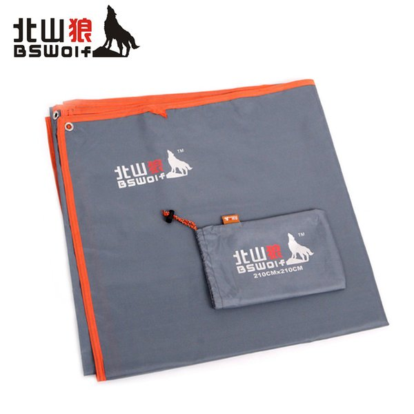 BSWolf outdoor tent 2M&2.1M fittings floor mats waterproof thickening oversized Oxford mat camping mat ground cloth