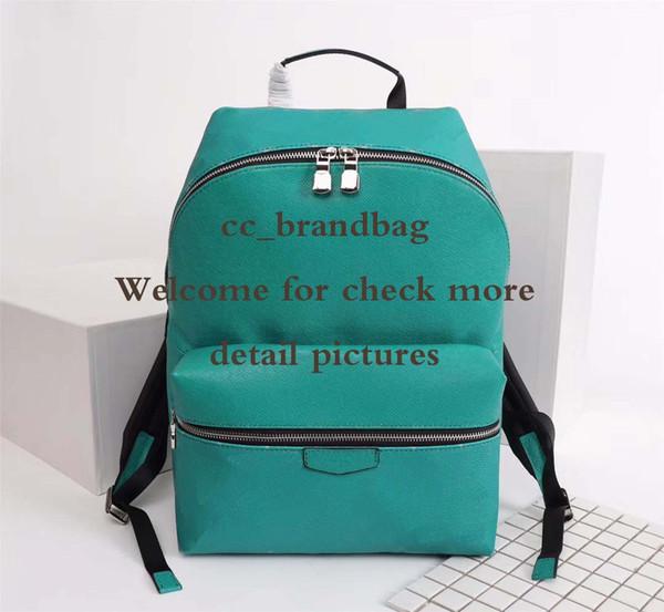 APOLLO DISCOVERY PM Mochila de Alta Qualidade Macio Taiga Couro bolsa de Ombro Cross Body Laptop bag Student bag bookbag Bolsa Bolsa