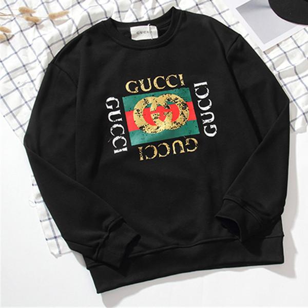 Erkekler Sweatershirts Uzun Kollu Marka Harf Hoodie 2020 Yeni Geliş Kapüşonlular Hip Hop Kapüşonlular Kazaklar Kazak Moda Triko M-2XL