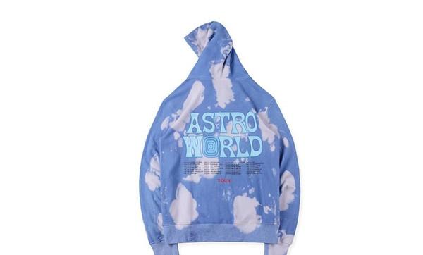 New Travis Scott AstroWorld Hoodies Hommes Femmes Stranger Things Sweat Hommes Streetwear haute qualité AstroWorld Sweat-shirt