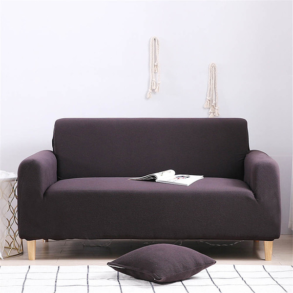 Classical High Quality Sectional Sofa Cover For Living Room Couch