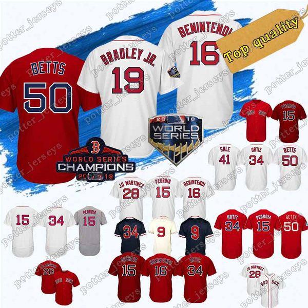 designer fashion 746f8 16e1c 2019 Cheap Sales Boston Red Sox Jersey 50 Mookie Betts 16 Andrew Benintendi  28 J D Martinez J.D. 19 Jackie Bradley Jr. 9 Ted Williams Jerseys From ...