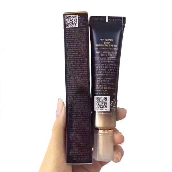 AHC Ultimate Real Eye Cream for Face 30ml Skin Care Eye Care 2019 now good