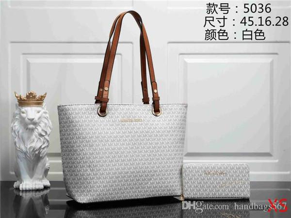Los nuevos estilos del bolso del diseñador famoso de cuero Marca bolsos de la moda de las mujeres de hombro del totalizador bolsas de dama K025 bolsos de cuero bolso Bolsas