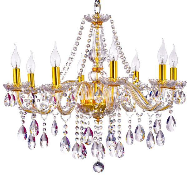 Yemek odası kristal avizeler kapalı kristaller lamba led mutfak kristal avizeler lüks modern kristal avize ücretsiz kargo